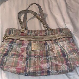Coach bag/tote